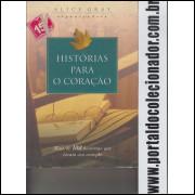 245 Livro Histórias Para O Coração Alice Gray