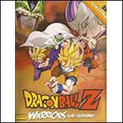 Figurinhas do Álbum Homem DragonBall Z Warriors 2013 Panini
