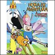 Figurinhas do Álbum Hora de Aventura 2013 Panini