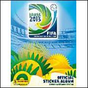 Figurinhas do Album Fifa Confederation Cup Brasil 2013 Panini