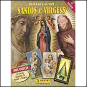Figurinhas do Álbum Devoçao e Fé com Santos 2013 Panini