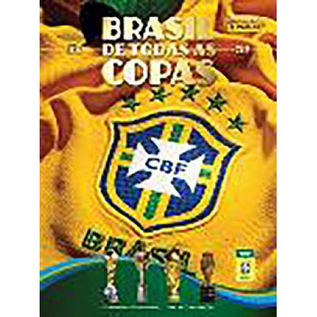 Figurinhas do Album Brasil de Todas as Copas 2013 Panini