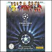 Figurinhas do Álbum Uefa Champions League 2013-2014 2013 Panini