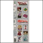 Album Witch Moda & Estilo e Acessorios Vazio Ano 2005 Abril