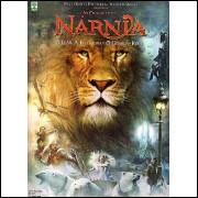 Album As Cronicas de Narnia Vazio Ano 2005 Abril