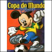 Album Copa Disney com 120 Fig Falta 03