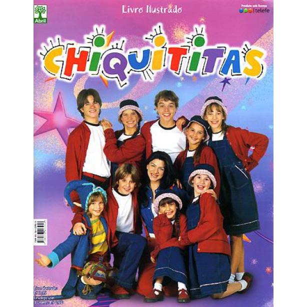 Album Chiquititas Vazio