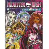 Album Monster High Fearbook Completo