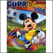 Album Copa Disney Vazio