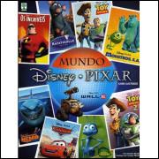 Album Mundo Disney Pixar Completo