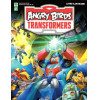 Album Angry Birds 2015 Transformers Completo