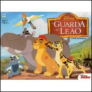 Album A Guarda do Leão Vazio