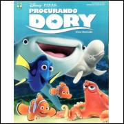 Album Procurando Dory Vazio