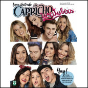 Album Capricho Youtubers Vazio