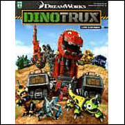 Album Dinotrux Vazio