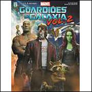 Album Guardioes da Galaxia Vol 2 Vazio