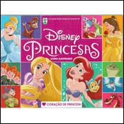 Album Disney Princesas Vazio