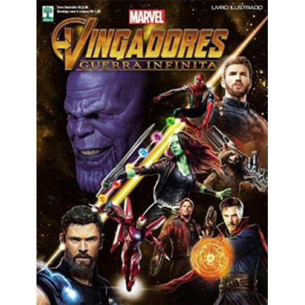 Album Vingadores Vazio