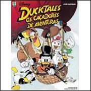 Album Ducktales Vazio