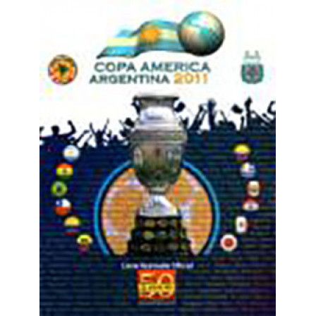Figurinhas do Album Copa America Argentina 2011 Panini