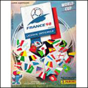 Album Fifa World Cup France 1998 Completo Colada Ano 1998 Panini