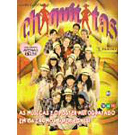 Album Chiquititas Incompleto Colada Ano 1998 Panini