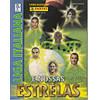 Album Liga Italiana e Nossas Estrelas Vazio Ano 2004 Panini