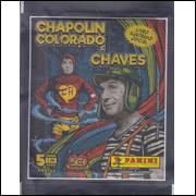 Envelope Chapolin Colorado e Chaves  Ano 2020 Panini