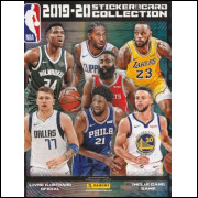 Figurinhas do Album NBA 2019-2020 2020 Panini