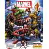 Figurinhas do Album Marvel 80 Anos 2020 Panini