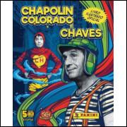 Album Chapolin Colorado e Chaves Completo Soltas Ano 2020 Panini