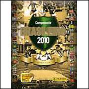 Figurinhas do Album Campeonato Brasileiro 2010 Panini