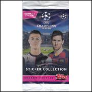 Lote 035 A Envelope Uefa Champions League 2019 2020 Topps