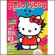 Figurinhas do Album Hello Kitty 2010 Panini