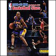 Figurinhas do Album NBA Basketball Stars 2009 2010 2010 Panini