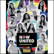 Figurinhas do Album Now United 2020 Panini