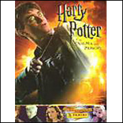 Figurinhas do Album Harry Potter Enigma Do Principe Ano 2009 Panini