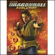 Figurinhas do Album DragonBall Evolution Ano 2009 Panini