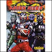Figurinhas do Album Kamen Rider Dragon Knight Ano 2009 Panini