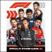 Album Formula 1 Official F1 Vazio Ano 2020 Topps