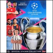 Figurinhas do Album Uefa Champions League 2020 2021 Topps