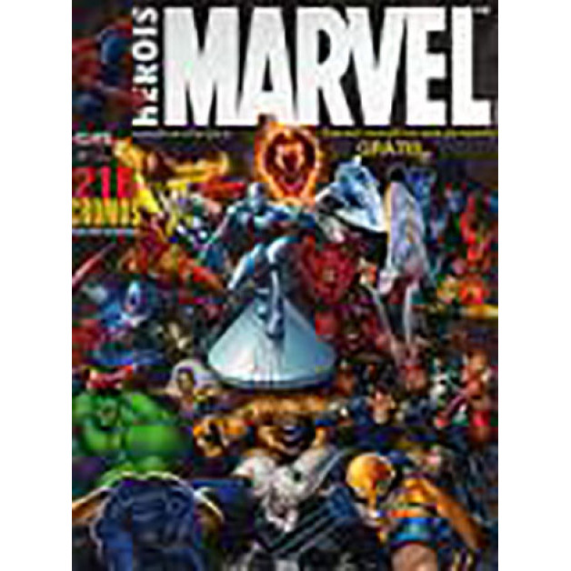Figurinhas do Album Herois Marvel Ano 2005 Online