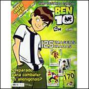 Figurinhas do Album Ben 10 Cards Ano 2008 Online