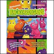 Figurinhas do Album Nickelodeon Backyardigans 2009 Online