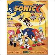 Figurinhas do Album Sonic X Ano 2009 Online