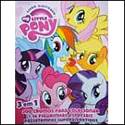 Figurinhas do Album My Little Pony Ano 2015 Online