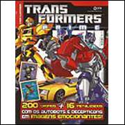 Album TransFormers Prime Vazio Ano 2012 Online