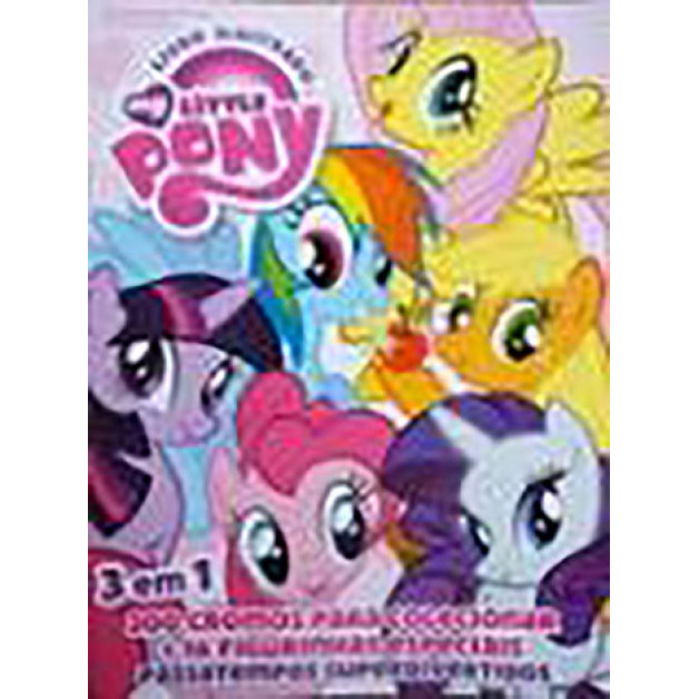 Album My Little Pony Completo Soltas Ano 2015 Online