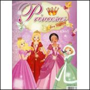 Album Princesas Do Signo Completo Soltas 2012 Orbis