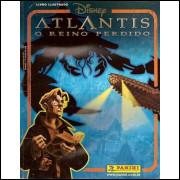 Figurinhas do Álbum Atlantis O Reino Perdido 2001 Panini